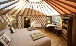 El Camp - Nuestros Yurts